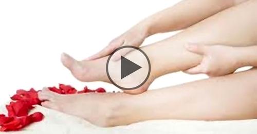 Caviglie gonfie e doloranti? Ecco cosa fare