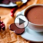 Cioccolata calda light in 2 minuti, dietetica e tutta naturale