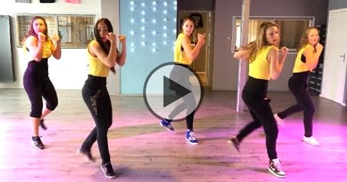 ZUMBA TSUNAMI Combat Fitness, portentosa coreografia per trasformare la rabbia in energia positiva