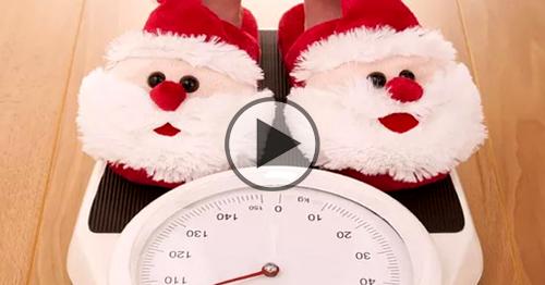 Segreti e trucchetti per non ingrassare durante le vacanze di Natale