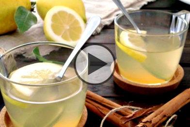 Limone, miele e cannella per dimagrire, nuova ricetta strepitosa