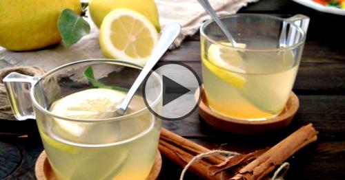 tisana dimagrante limone e cannella