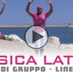 Ballo di Gruppo Bachata Salsa Merengue con MUSICA LATINA degli Achèvere de Cuba