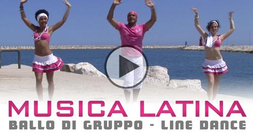 musica latina ballo di gruppo salsa merengue bachata