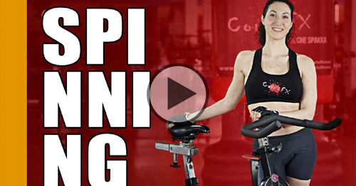 spinning bike cyclette
