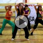 Sessione Zumba Fitness Dance con la Lambada (Taboo Remix)