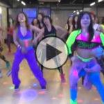 "Sessione Zumba Fitness Dance con ""Let's get loud"" (Jennifer Lopez)"
