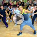"""Sessione Zumba Fitness Dance con """"Mueve la colita"""" (Los Locos)"""