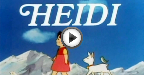 Heidi di elisabetta viviani ★ la sigla originale le